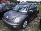 8-07234 (Cars-Sedan 2D)  Seller:Private/Dealer 2005 VOLK BEETLE