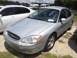 8-07213 (Cars-Sedan 4D)  Seller:Private/Dealer 2000 FORD TAURUS