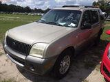 8-07218 (Cars-SUV 4D)  Seller:Private/Dealer 2005 MERC MOUNTAINE
