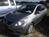 8-07221 (Cars-Sedan 4D)  Seller:Private/Dealer 2012 NISS VERSA