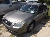 8-07215 (Cars-Sedan 4D)  Seller:Private/Dealer 2003 NISS ALTIMA