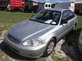 8-07239 (Cars-Sedan 4D)  Seller:Private/Dealer 2000 HOND CIVIC