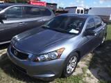 8-07240 (Cars-Sedan 4D)  Seller:Private/Dealer 2009 HOND ACCORD