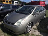8-07243 (Cars-Sedan 4D)  Seller:Private/Dealer 2004 TOYT PRIUS