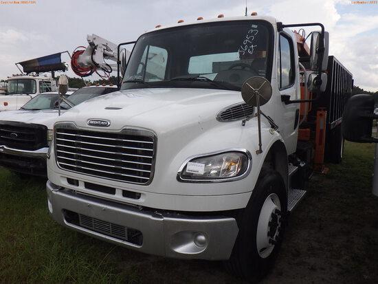 8-08111 (Trucks-Dump)  Seller:Private/Dealer 2013 FRHT M2-106