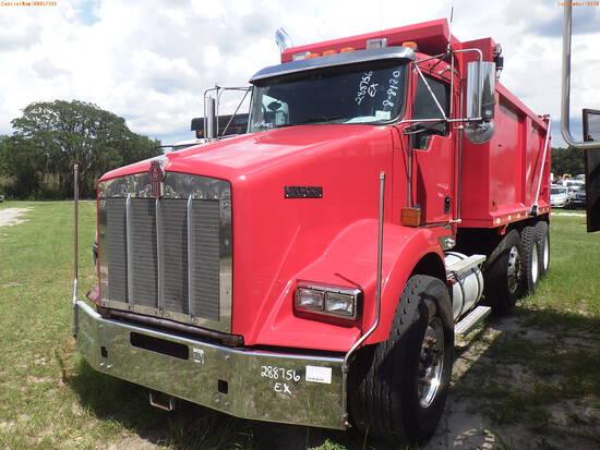 8-08120 (Trucks-Dump)  Seller:Private/Dealer 2011 KW T800