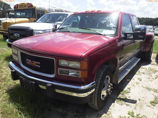 8-08115 (Trucks-Pickup 4D)  Seller:Private/Dealer 1998 GMC 3500