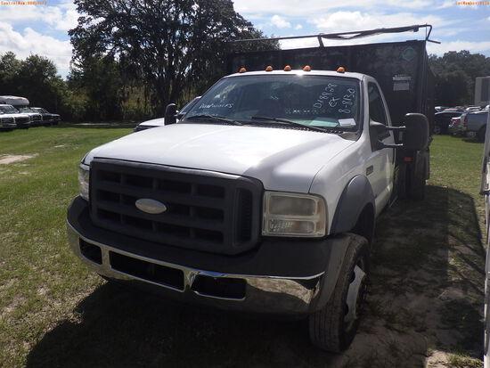 8-08130 (Trucks-Dump)  Seller:Private/Dealer 2006 FORD F450