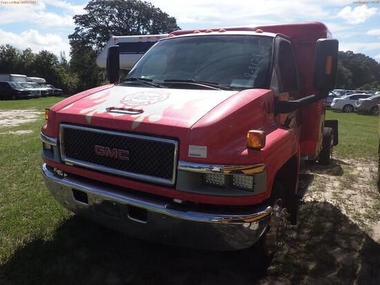 8-08128 (Trucks-Tractor)  Seller:Private/Dealer 2005 GMC C4C042
