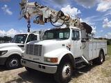8-08250 (Trucks-Auger)  Seller: Gov-City of Bradenton 2001 INTL 4700