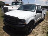 8-08113 (Trucks-Pickup 2D)  Seller:Private/Dealer 2004 FORD F250