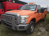 8-08247 (Trucks-Utility 2D)  Seller: Gov-Pasco County Mosquito Control 2013 FORD