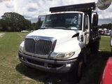 8-08121 (Trucks-Dump)  Seller:Private/Dealer 2009 INTL DURASTAR