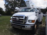 8-08133 (Trucks-Aerial lift)  Seller:Private/Dealer 2007 FORD F750