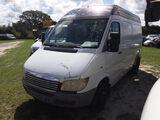 8-08122 (Trucks-Van Cargo)  Seller:Private/Dealer 2004 FRHT 3500