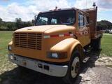 8-09123 (Trucks-Dump)  Seller: Florida State D.O.T. 1996 INTL 4700