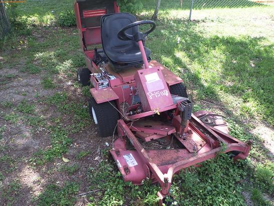 8-15117 (Equip.-Mower)  Seller: Florida State F.W.C. TORO GROUNDSMASTER 2200 52