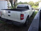 8-15113 (Trucks-Pickup 4D)  Seller: Florida State F.W.C. 2008 FORD F150