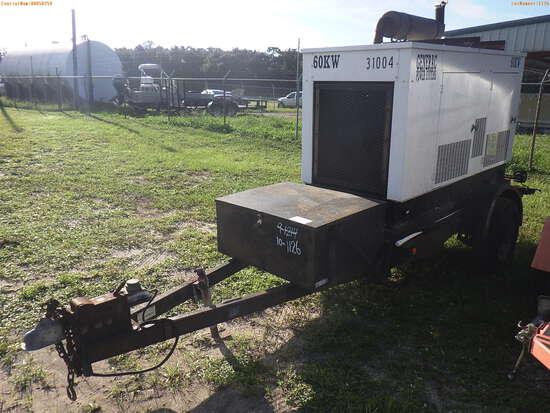 10-01126 (Equip.-Generator)  Seller:Private/Dealer 1993 LUKE TAGALONG