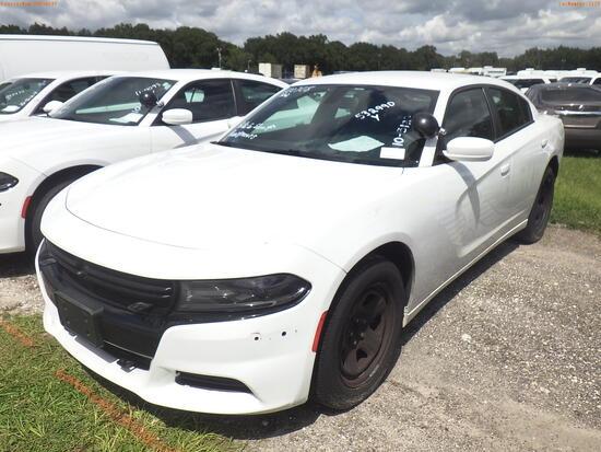 10-05122 (Cars-Sedan 4D)  Seller: Gov-Hillsborough County Sheriffs 2017 DODG CHA