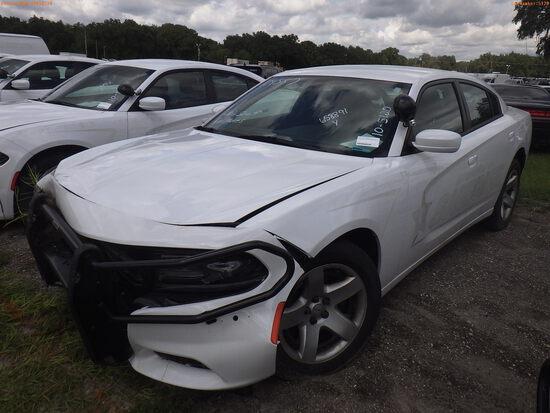 10-05120 (Cars-Sedan 4D)  Seller: Gov-Hillsborough County Sheriffs 2019 DODG CHA