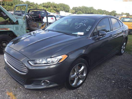 10-05133 (Cars-Sedan 4D)  Seller:Private/Dealer 2015 FORD FUSION
