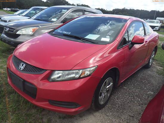 10-07114 (Cars-Sedan 2D)  Seller:Private/Dealer 2013 HOND CIVIC