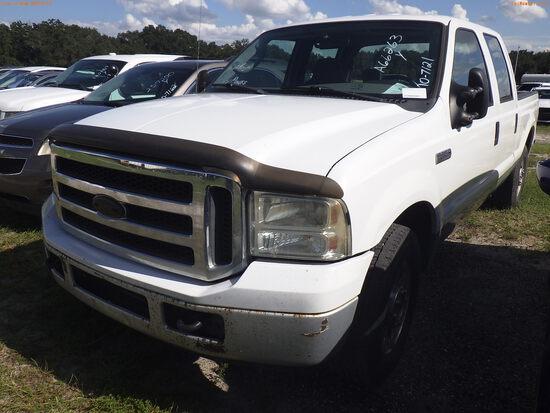 10-07121 (Trucks-Pickup 4D)  Seller:Private/Dealer 2005 FORD F250