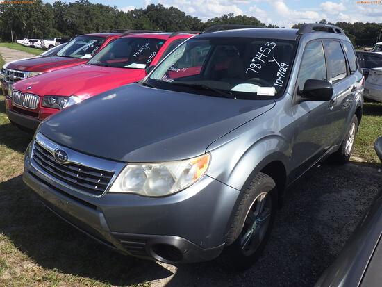 10-07129 (Cars-SUV 4D)  Seller:Private/Dealer 2010 SUBA FORESTER