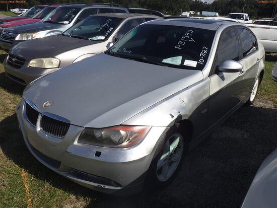 10-07127 (Cars-Sedan 4D)  Seller:Private/Dealer 2007 BMW 328XI