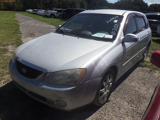 10-07137 (Cars-Hatchback 4D)  Seller:Private/Dealer 2006 KIA SPECTRA5