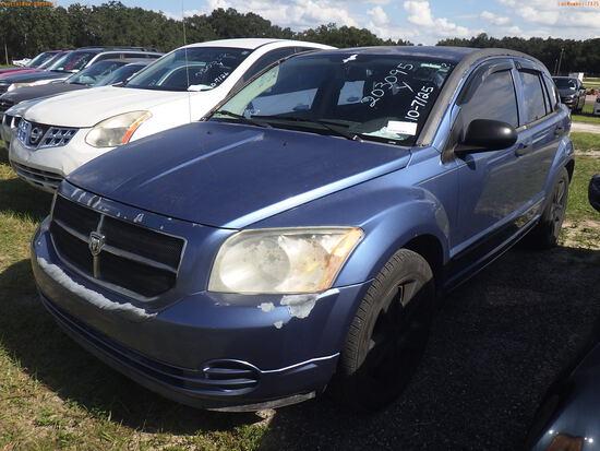 10-07125 (Cars-Hatchback 4D)  Seller:Private/Dealer 2007 DODG CALIBER