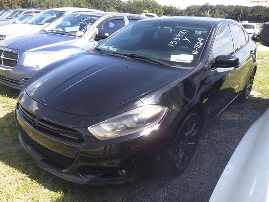 10-07124 (Cars-Sedan 4D)  Seller:Private/Dealer 2013 DODG DART