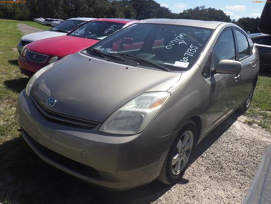 10-07135 (Cars-Hatchback 4D)  Seller:Private/Dealer 2004 TOYT PRIUS