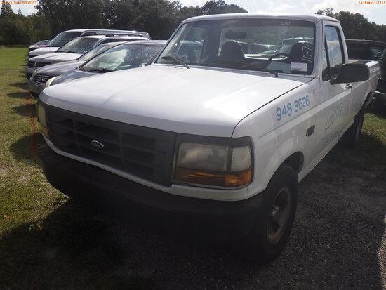 10-07141 (Trucks-Pickup 2D)  Seller:Private/Dealer 1996 FORD F150
