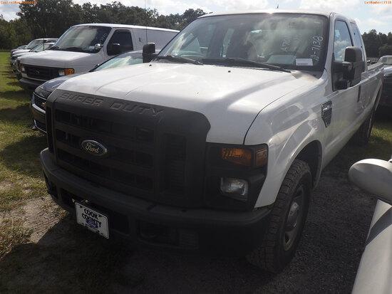 10-07138 (Trucks-Pickup 4D)  Seller:Private/Dealer 2009 FORD F250