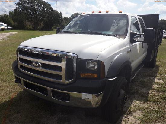 10-08123 (Trucks-Flatbed)  Seller:Private/Dealer 2006 FORD F450