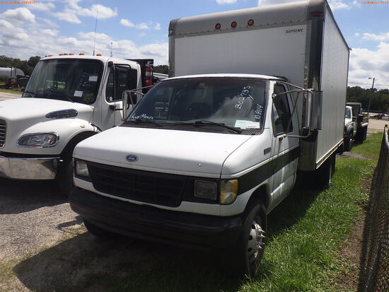10-08114 (Trucks-Box)  Seller:Private/Dealer 1996 FORD E350