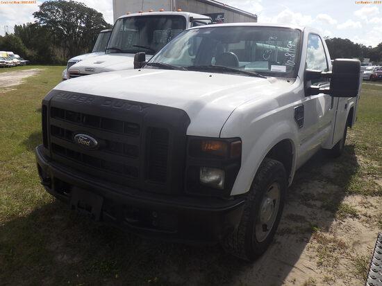 10-08119 (Trucks-Utility 2D)  Seller:Private/Dealer 2008 FORD F250