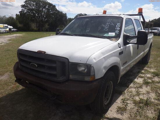 10-08124 (Trucks-Pickup 4D)  Seller:Private/Dealer 2003 FORD F250