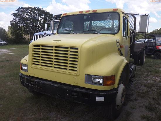 10-08127 (Trucks-Flatbed)  Seller:Private/Dealer 1995 INTL 4700