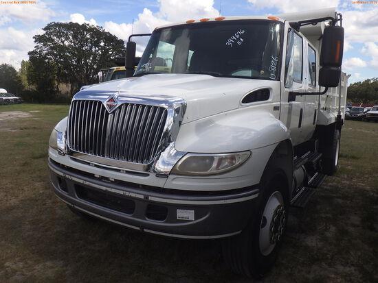 10-08126 (Trucks-Dump)  Seller:Private/Dealer 2011 INTL 4400