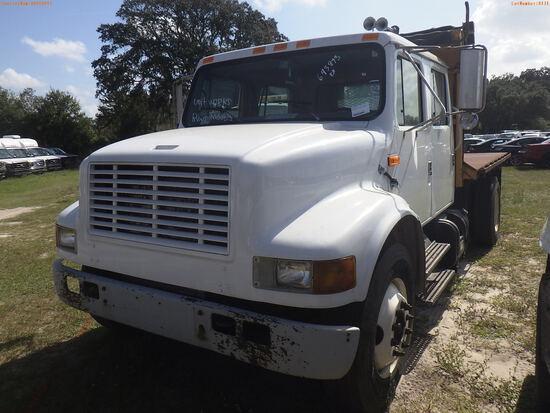 10-08131 (Trucks-Dump)  Seller:Private/Dealer 1999 INTL 4700