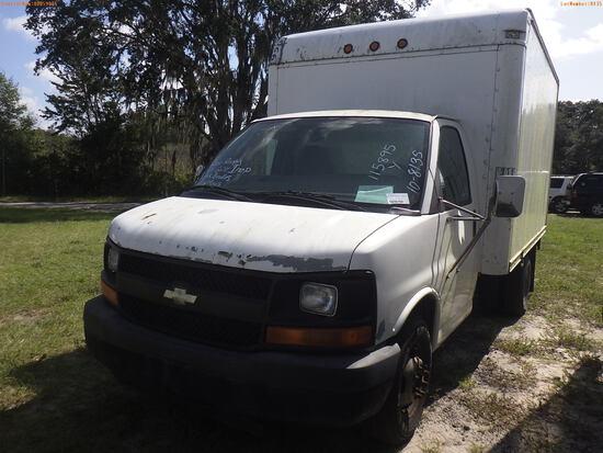 10-08135 (Trucks-Box)  Seller:Private/Dealer 2006 CHEV 3500