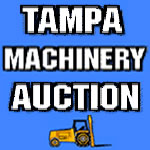 Tampa Machinery Auction, Inc.