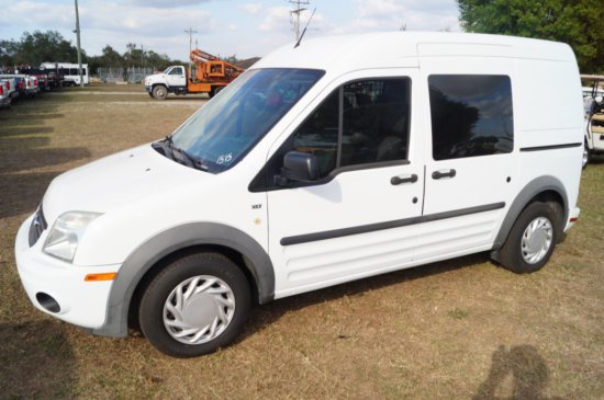 2012 Ford Transit XLT Compact Work Van