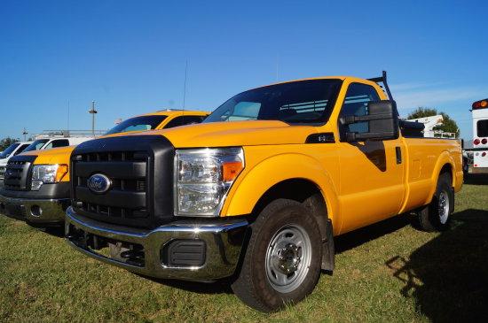 2011 Ford F-250 Super Duty Pickup Truck