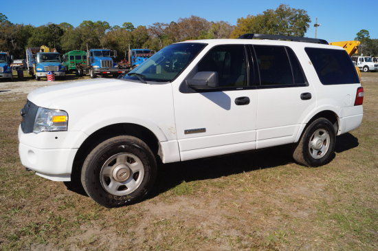 2009 Ford Expedition 4x4 SUV