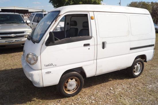 2004 Vantage Van Go CTi Off Road Only Compact Van