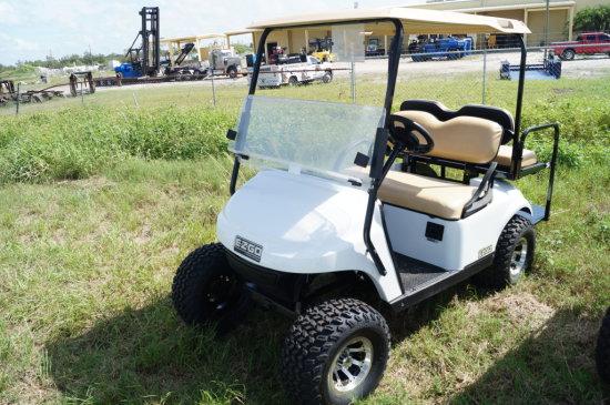 2014 EZ-GO TXT48 48 Volt High Speed Electric Golf Cart